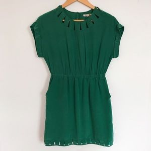 Broadway and Broome   Short Sleeve Dress